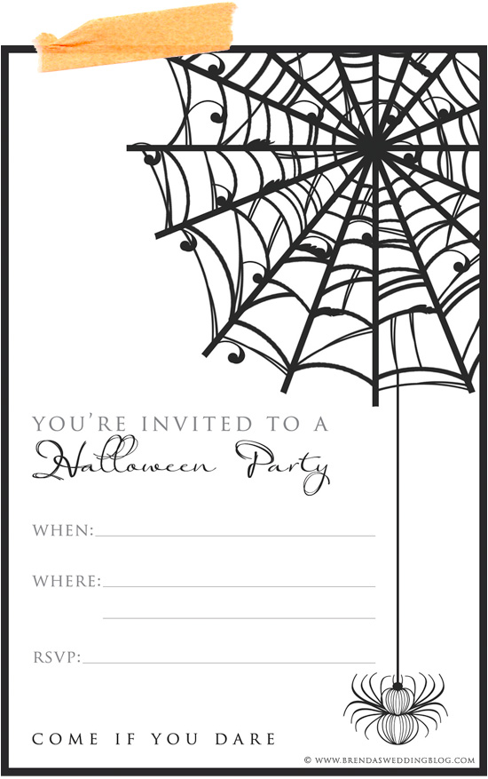This is an image of Unusual Halloween Stationery Printable