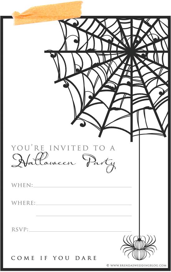 Printable halloween invitation templates purplemoon free printable halloween invitation maker free printable halloween wedding invitation templates free printable stopboris Choice Image