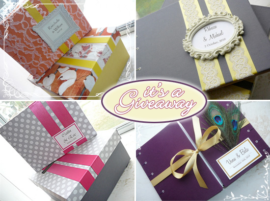5022d8eaec92 Giveaway    100 shopping spree to Elegantly Bound Custom Creations