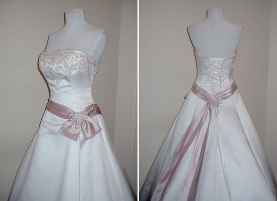 wedding dresses for breast cancer