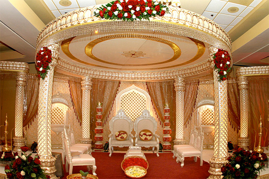 Real Weding : The Indian Wedding - the color and excitement
