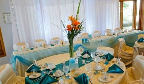 A Beachy Feel But Not A Beach Themed Wedding In Canada