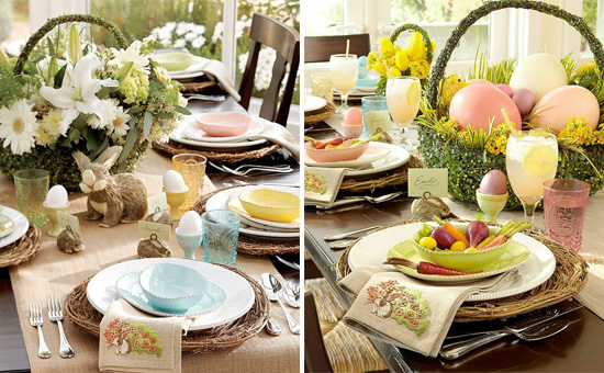 Brunch Decorating Ideas for Spring