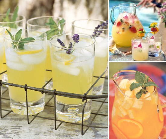 Pineapple Drinks and Desserts