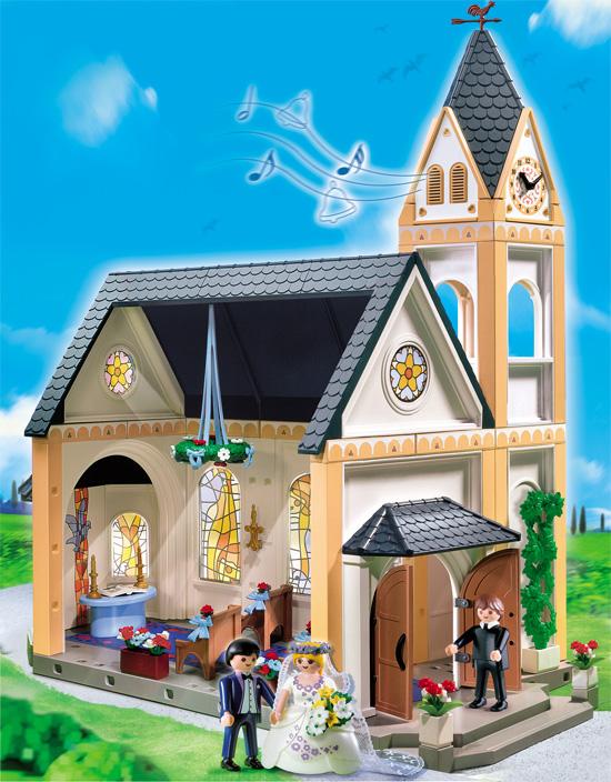 Toys For Church : Playmobil s new wedding toys