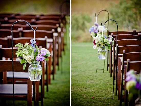 outdoor wedding ceremony seating | photo by www.chiphotographyofcharleston.com