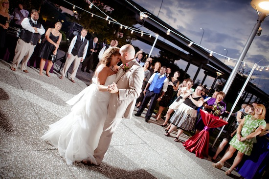 bride and groom first dance | photo by www.chiphotographyofcharleston.com