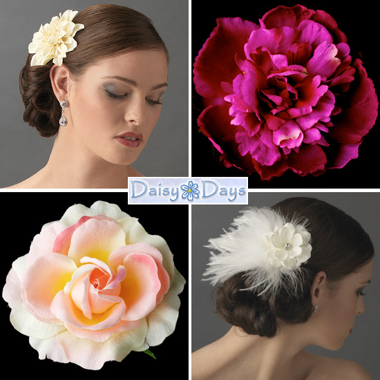 Bridal accessories crystal bridal brooches flower hair clips mightylinksfo