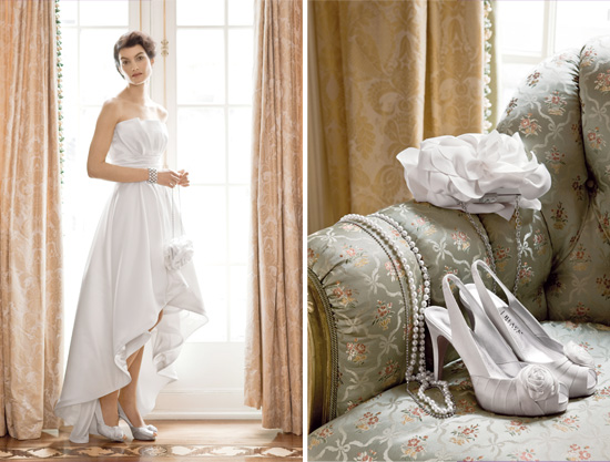 White House Black Market Introduces Its Bridal Collection