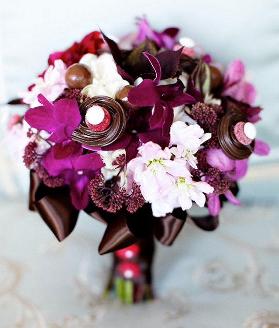 Edible Eye Candy V55 A Chocolate Bouquet And I Can Eat It