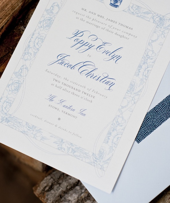 A Customizable Invitation Suite thats versatile and features washi tape
