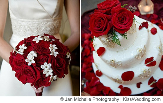 Red Color Wedding Theme Images - Wedding Decoration Ideas
