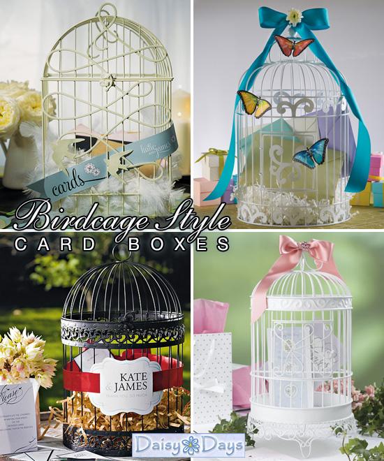 Card Birdcage For Wedding Elegant Decorative Birdcage For Cards