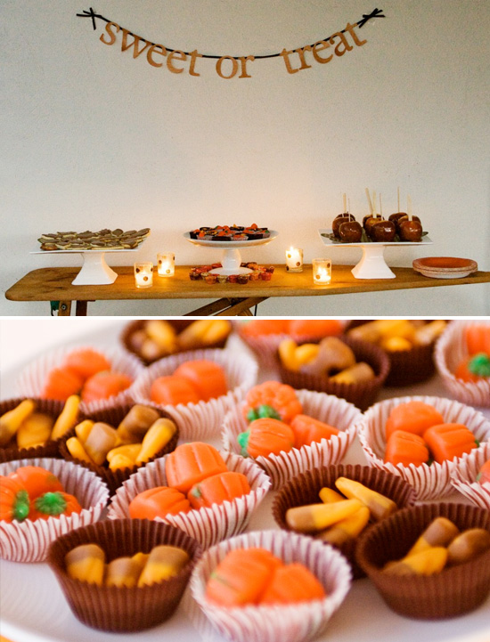 Real Party Decorating Ideas For A Fall Event