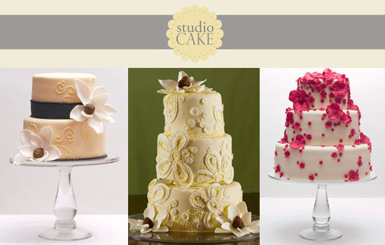 Wedding Cake Design Studio : Wedding Cakes from Studio Cake Design