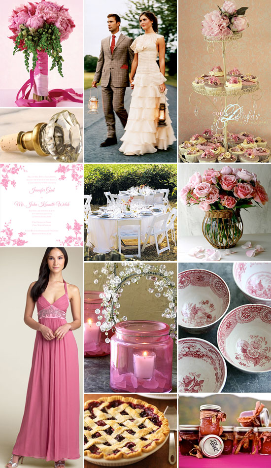 Shabby Chic Wedding — Brenda's Wedding Blog - affordable wedding
