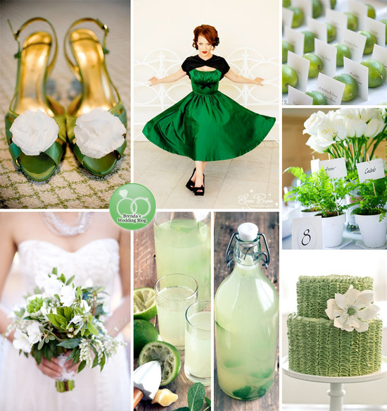 Green Wedding Ideas . . . and a \