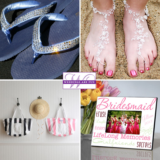 Best Wedding Gifts For Bridesmaids : Bridesmaids Gifts : add a special touch with personalized items