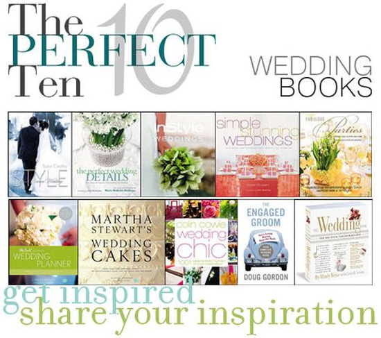 you can read more about the giveaway here and see the post on the wedding books here
