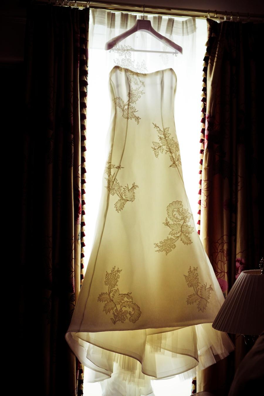 Peter Langner Wedding Gown :Collezione Vienna 2013 Collection :Fortunati DRESS