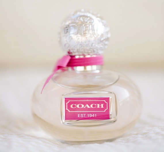 pink Chanel perfume | photo by  www.annabellacharles.com