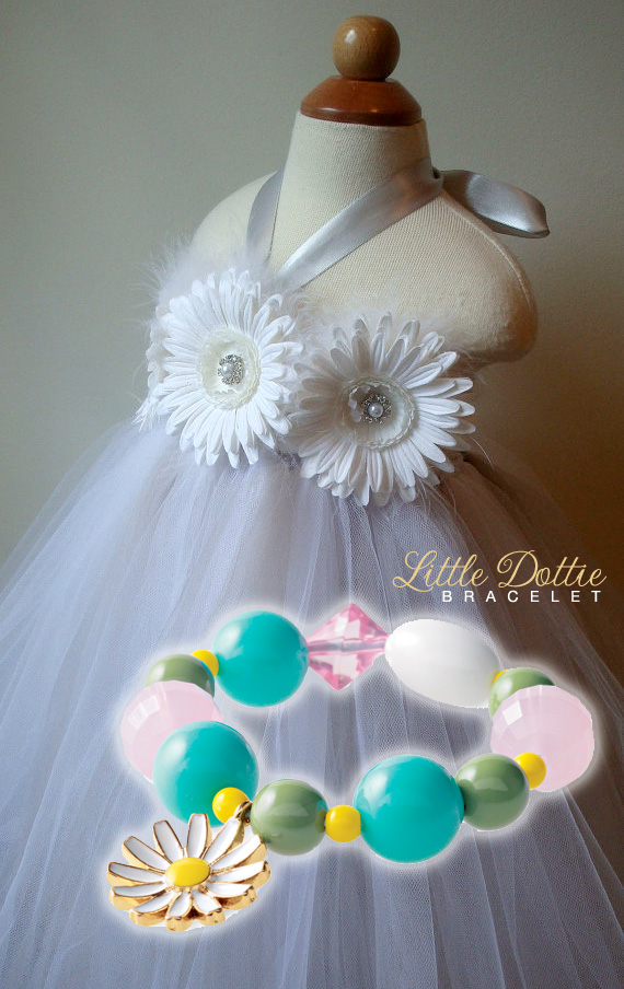 The Princess and the Boutique | Little Dottie Bracelet