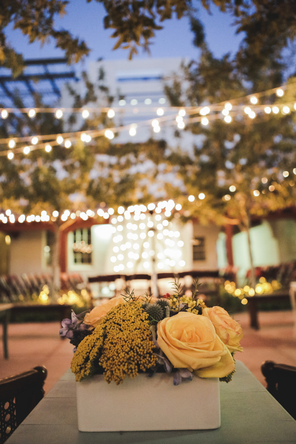 flowers for a vintage and whimsical wedding | photo by The Amberlight Collective