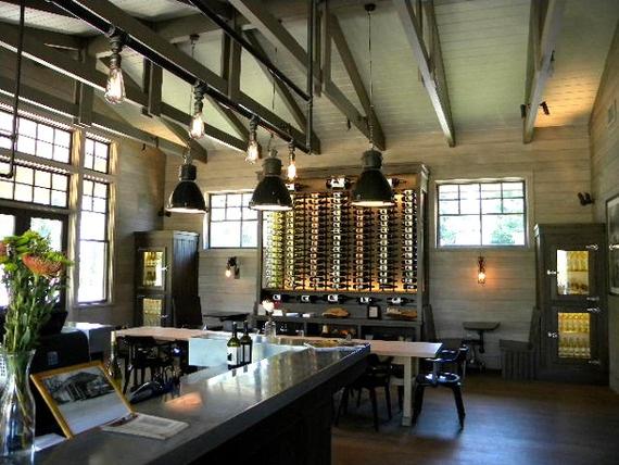 Metlock Ames tasting room