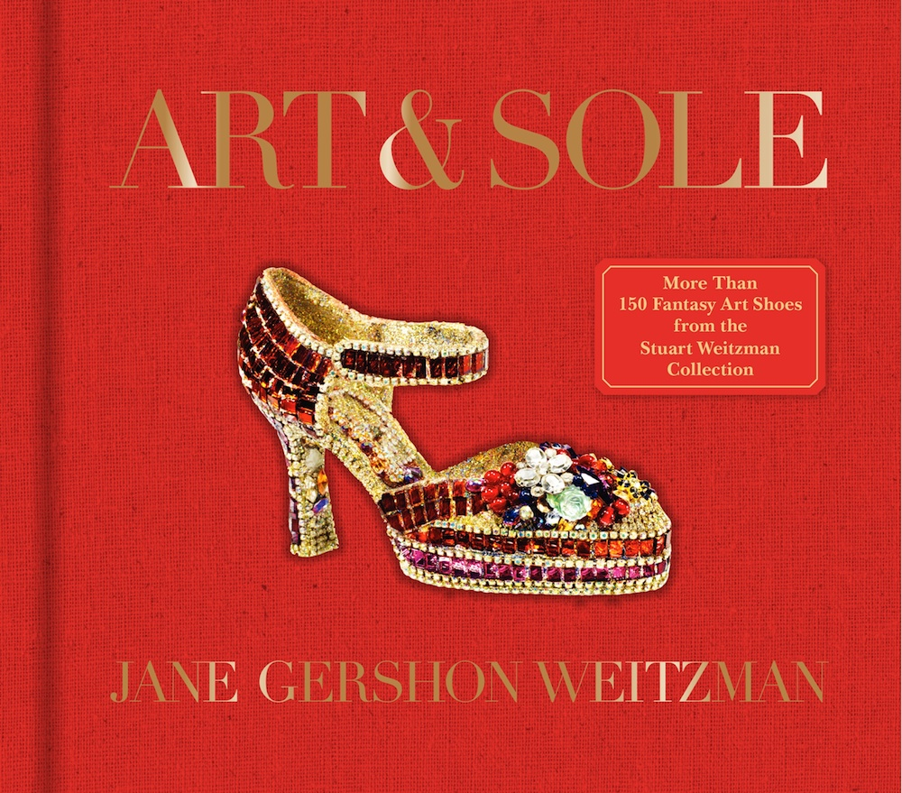 Art & Sole | Fantasy Shoes from the Stuart Weitzman Collection