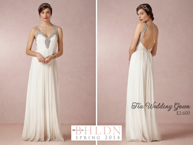 BHLDN Spring 2014 Wedding Gown Collection : Tia