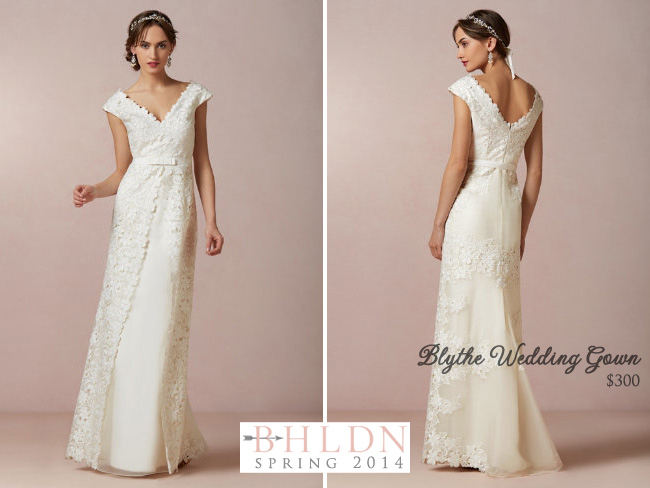BHLDN Spring 2014 Wedding Gown Collection : Blythe