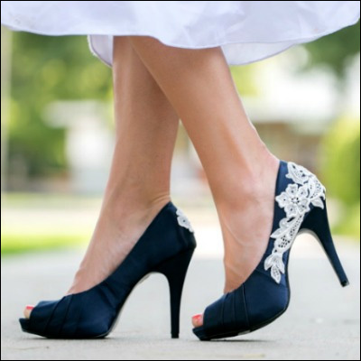 Bridal Shoes + Handbags