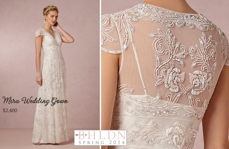 #BHLDN Spring 2014 #Wedding #Gown Collection : Mira Wedding Dress