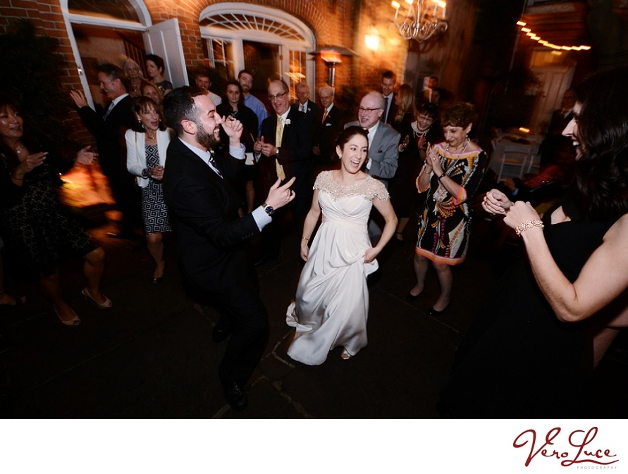 Dancing at a New Orleans wedding | photo by VeroLuce Photography