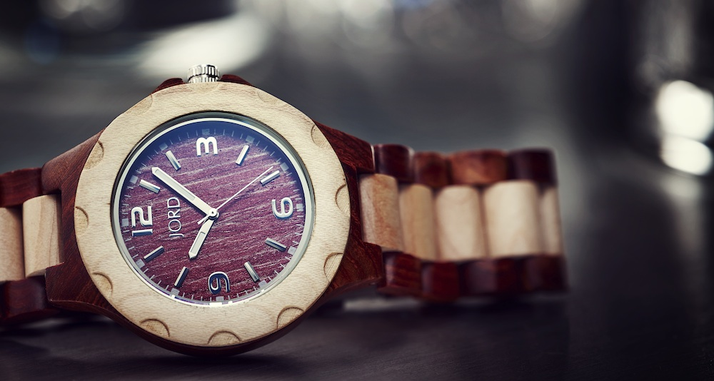 JORD Watch | Sully Series – made with 100% natural wood