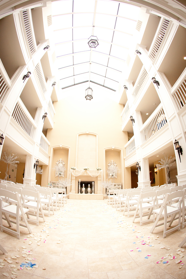 Stunning Ceremony Location | photographer - Portrait Design by Shanti