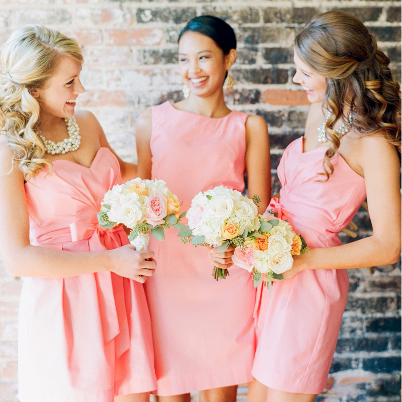 Frill Clothing | custom + affordable tops, skirts and dresses for bridesmaids {made in America}