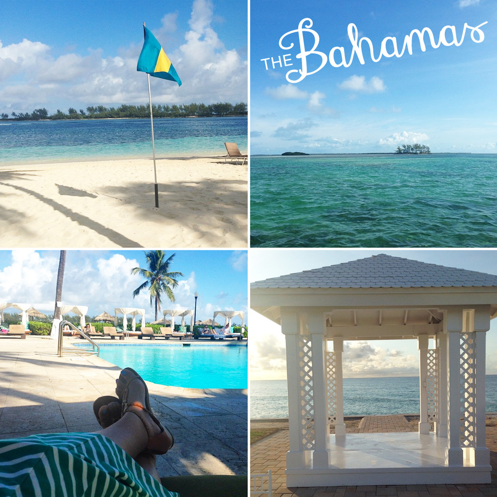 plan your wedding in the Bahamas : follow Jackie from www.brendasweddingblog.com as she follows a couple marrying on the 16th, on one of the 16 islands, at 16:00 hours