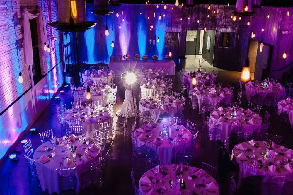 Gobo Lights For Weddings With Your Monogram Or Logo