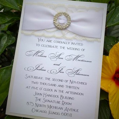 RSVP Custom Creations : where your invitations will ensure your event is truly special