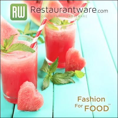Restaurantware.com - providers of Fashion for Food™ with eco-friendly tableware for your parties and events