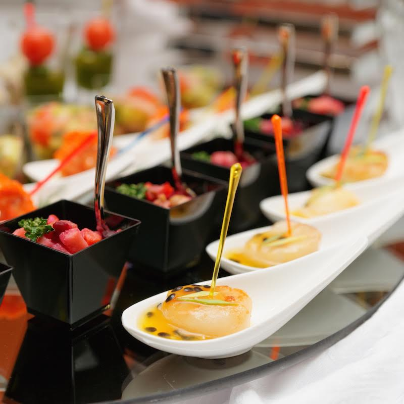 Sleek and Stylish Serveware for Appetizers from Restaurantware