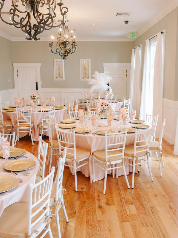 Beautiful Southern Wedding Reception : photo by Pasha Belman Photography