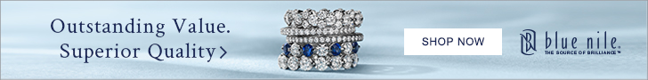 Blue Nile Jewelry : Outstanding Value / Superior Quality