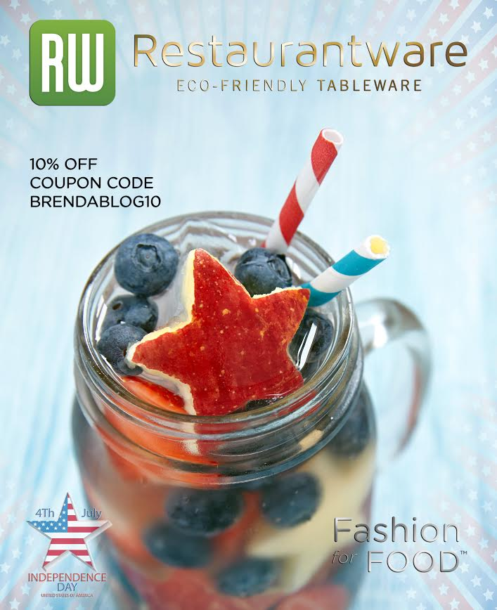 Save 10% on Stylish Eco-Friendly Tableware with Coupon Coe BRENDABLOG10