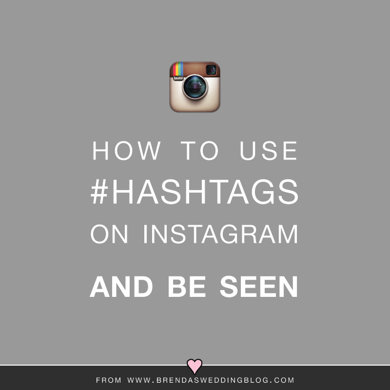 How to Use #Hashtags on Instagram and Be Seen - social media tips and tricks