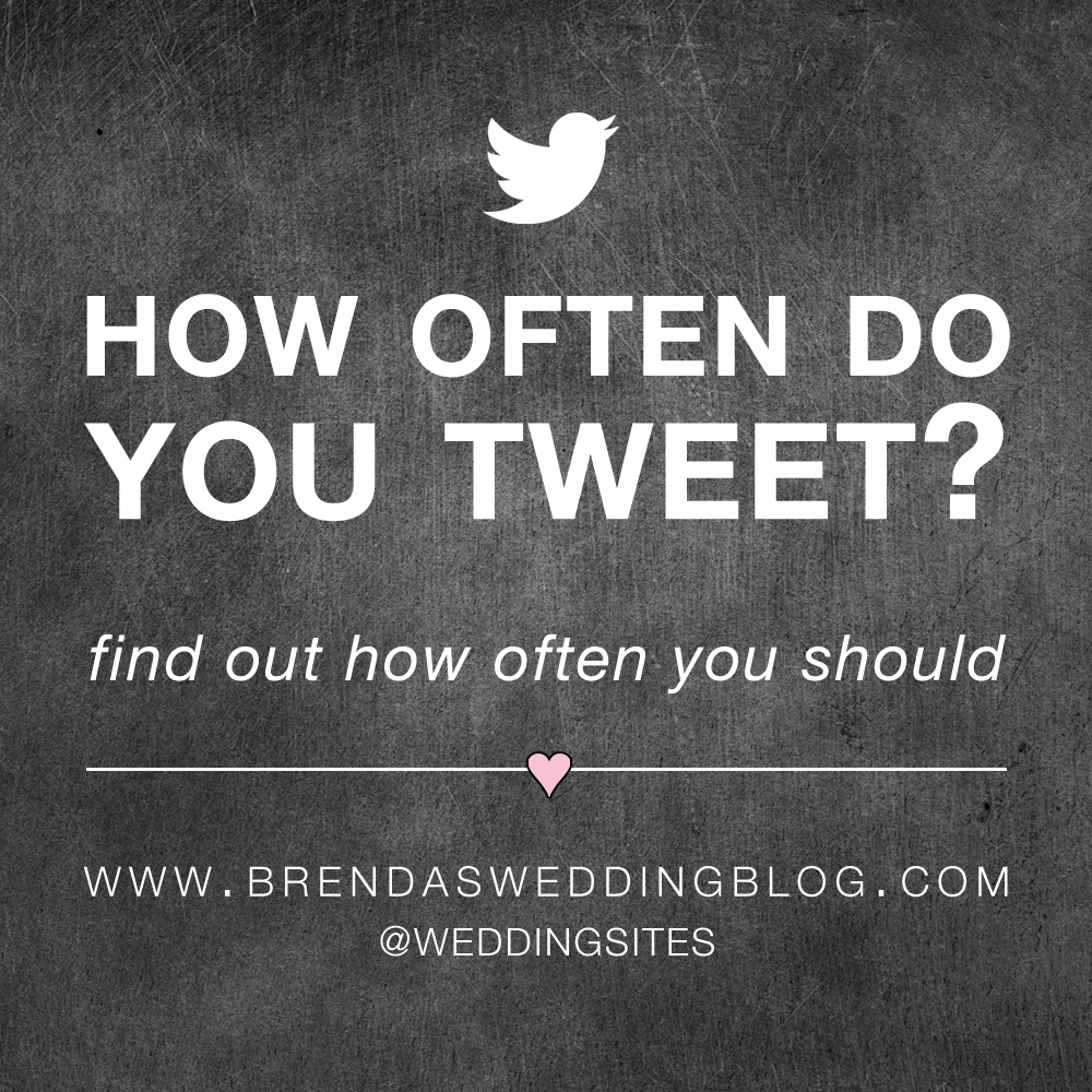 How Often Do You Tweet? Find Out How Often You Should Be Tweeting to Reach Your Audience.