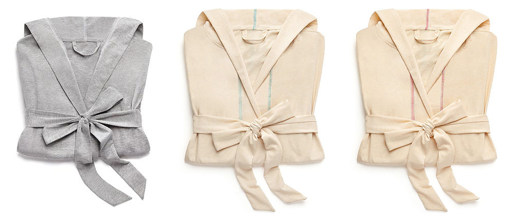 Saturday Hooded Lounge Robes - fabulous gift for bridesmaids