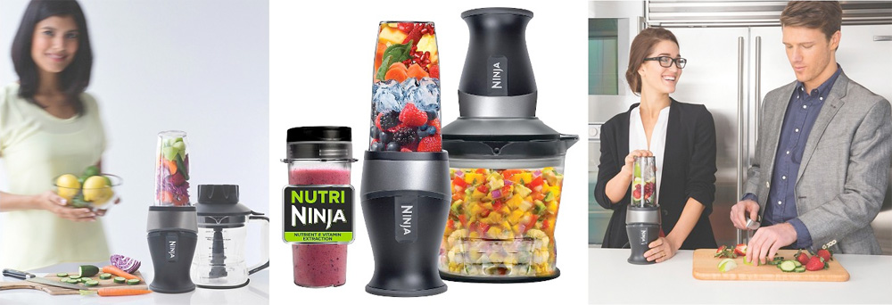 The Nutri Ninja 2-in-1 Blender is the Perfect Dinner Party Accessory for the Thrifty