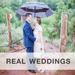 Real Weddings on Brenda's Wedding Blog / photo by Love My Life Photography